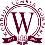 Woodson Lumber 100th Anniversary Seal