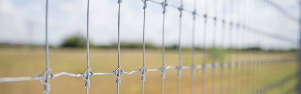 Fixed Wire Fence